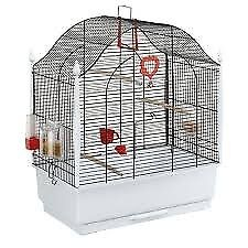 Bird cages 1 with stand - almost new