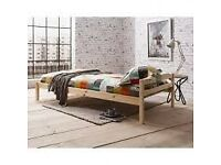 Brand New Double Bed Frame (Still In Box) £25