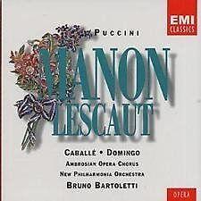 Puccini: Manon Lescaut (2 CD) ORIGINAL