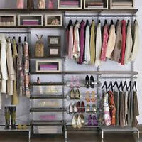 RESIDENTIAL ORGANIZATION AND STORAGE SOLUTIONS