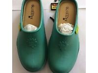 Briers Soulmates Mens / Womens Garden/ Outdoor Clogs UK Size 4