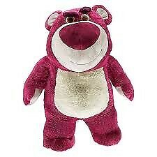Toy Story ** Lotso Bear Strawberry Smell Plush 20 inch Original Disney