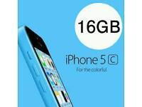 Iphone 5c blue 16gb unlocked brand new condition