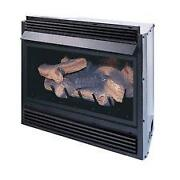 Ventless Gas Fireplace
