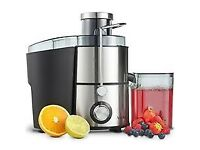 Vonshef 400W Stainless Steel Juicer for Sale only £25
