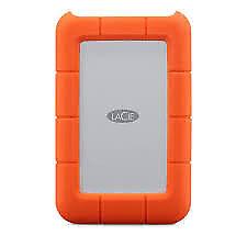 hard disk LACIE 2TB rugged USB-C