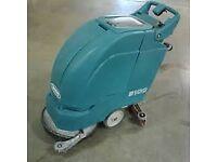 tennant 5100 scrubber dryer