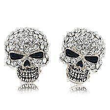 23b8edec5 Skull Earrings | eBay