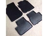 Citroen c1/Peugeot 107 rubber mats