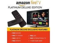 Amazon Fire TV stick PRE loaded with KODI and MODBRO