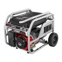 Power Stroke 5000 Generator Brand NEW