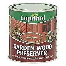 Wood preserver ebay Cuprinol exterior wood preserver clear