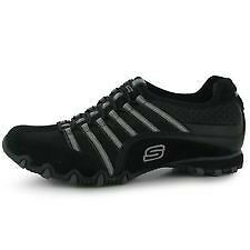 Black sketcher running shoes - size 8 but fit more like 7.5 Gatineau Ottawa / Gatineau Area image 1
