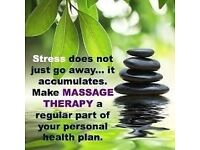 Mobile Massage Therapy around London and Kent - Outcalls only