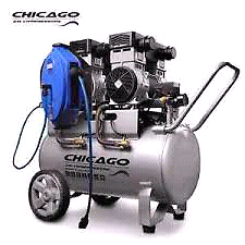 Silenced air compressor hire $69 /day Padstow Bankstown Area Preview