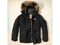 Hollister Parka Coat - Excellent condition!