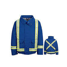 Bulwark Insulated reflective fire resistant jacket, M/L