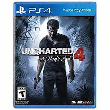 Uncharted 4 a thiefs end sell or trade