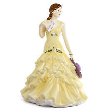 ROYAL DOULTON FIGURINE JESSICA BNIB PRETTY LADIES SERIES CERT IFICATE INCLUDED