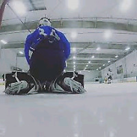 low level goalie looking for shinny/hockey