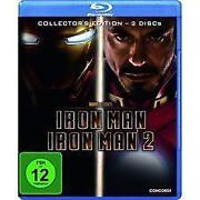 Iron Man 1 2 Blu Ray