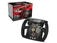 Thrustmaster Ferrari F1 Wheel Add On, Add-On for use with Thrustmaster RS Series & TX Racing Wheel,