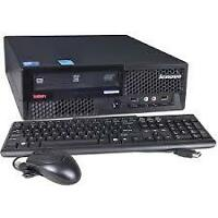 quad core Lenovo desktop