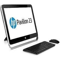 """HP Pavilion 23"""" Touchscreen all in one Computer"""