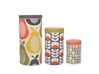 Orla Keily Canisters Lovely !