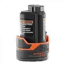 WANTED - RIDGID 12 volt battery in working condition