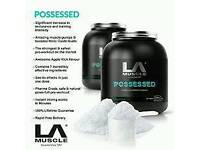 Brand New LA Muscle Possessed - Amazing Energy and Pumps