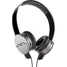 SOL Republic HD V10 Track OnEar Headphones with Inline Mic NEW