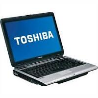 A Toshiba Tacra Laptop with Wifi for sale.