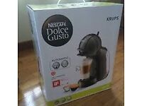 nescafe dolce gusto mini me automatic coffee machine