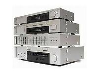 WANTED - Amplifier, Turntable, CD player, Equaliser and Speakers