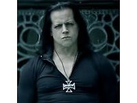 DANZIG LIVE AT THE BRIXTON ACADEMY STALLS STANDING £30