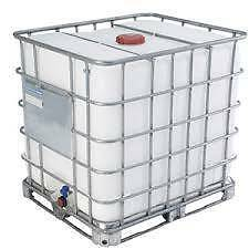 IBC 1000 litre tank suitable for aquaponics, fire fighting etc South Guildford Swan Area Preview