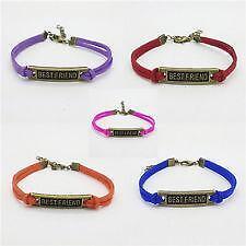 Leather Best Friend Bracelets