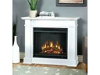 Electric Fireplace ( 100 for new)