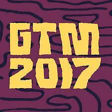 2 x Groovin The Moo Tickets - Maitland Sydney City Inner Sydney Preview