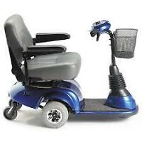 INVACARE ZOOM 400 Heavy Duty Scooter