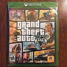 Grand Theft Auto 5 NEUF/NEW!!