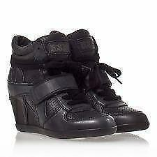 3839119efbde Ash Bowie Wedge Sneakers