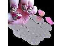 JOB LOT - Stamping Nail Art Plates 100pcs