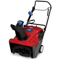 SNOW REMOVAL - RESIDENTIAL
