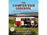 The Camper Van Cook Book by Martin Dorey