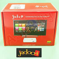 JADOO 4 BRAND NEW IN BOX, NO MONTHLY FEE SALE PRICE $219.99  ONE