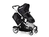 Hauck double travel system