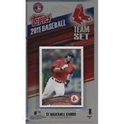 2011 Topps Factory Red