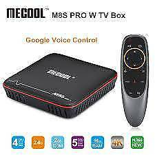 Mecool M8S PRO W 2.4G Google Voice Control Android TV Box S905W Doveton Casey Area Preview